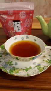 和紅茶ストレート