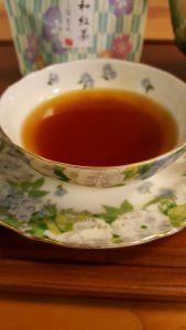 和紅茶シナモン