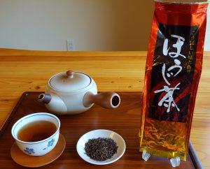 たかしま園のほうじ茶